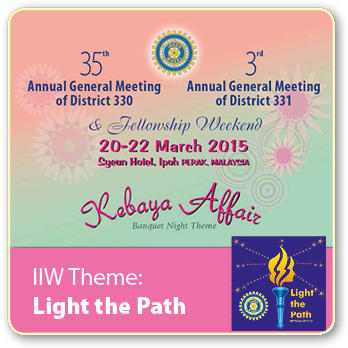 35th AGM, 20-22 March 2015