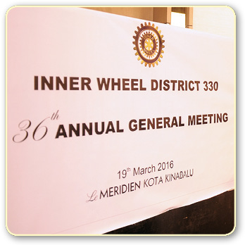 36th AGM in Session, 18 March 2016